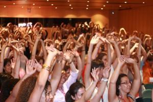 Conferencia sobre la ley de la atracción en Barcelona